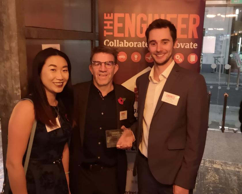 Promethean Particles Wins Prestigious Industry Award