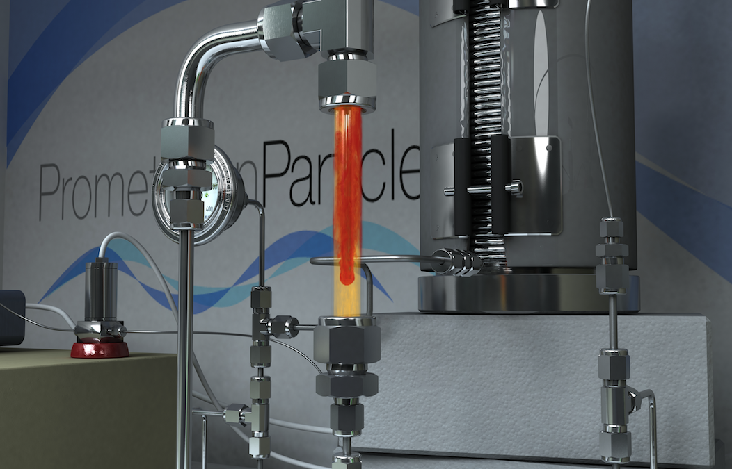 Promethean Particles Reactor System