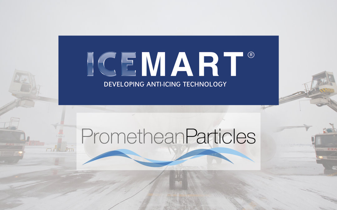 Promethean Particles & Partners Receive Highly Commended Status At IChemE Global Awards 2020